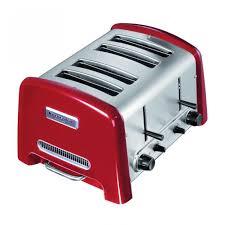 Toaster Ideas Imposing Plain Kitchen Aid Toaster Kitchenaid Pro Line 4 Slice