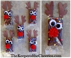 reindeer treats christmas craft craft and gift