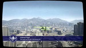 how to fly a plane gta v lesson 2 youtube