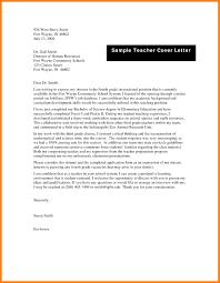 Elementary Education Resume Teacher Resume Cover Letter Resume For Your Job Application