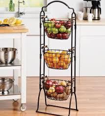 fruit basket stand fruit basket 3 tier holder stand decorative kitchen storage bins