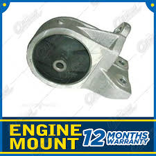 rear engine mount for mitsubishi magna tw 6g74 3 5l v6 10 04 5