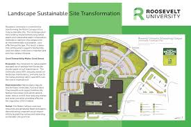roosevelt floor plan earth week events at ru u0027s schaumburg campus sustainability