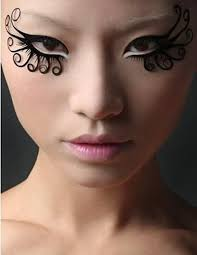 19 best face lace looks images on pinterest make up masks and