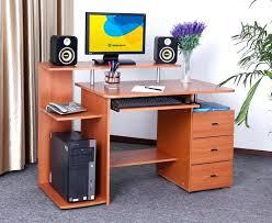 Wood Computer Desk For Home Designer Computer Tables U2013 Littlelakebaseball Com