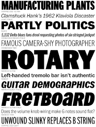 font bureau fonts november 2014 typemaniac