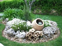 Best Rock Gardens Best Small Backyard Ideas Small Backyard Rock Gardens Best Rock