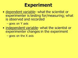 scientific method experimental design ppt