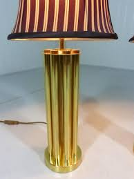 set de table vintage lampes de table vintage en laiton set de 2 en vente sur pamono