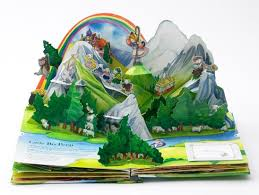 11 beautiful pop up books to read with your books