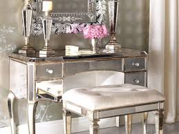 Table Vanity Mirror Dressing Table With Mirror For Bedroom Furniture Sadecor