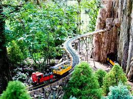 Botanic Garden Glencoe 631 Best Garden Trains Images On Pinterest Model Trains Garden