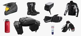 Essential Gear For Adventure Motorcycle Riders Gear Patrol