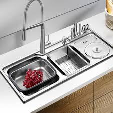 Double Kitchen Sink Undermount Double Kitchen Sink - Double kitchen sink