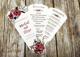 petal fan programs fan invitations wedding yourweek f0e1a3eca25e