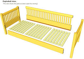 Diy Daybed Frame How To Build A Daybed Frame Diy Day Bed Part 1 And Design