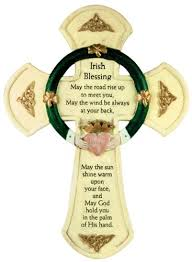 celtic cross wall hanging blessing cross with claddagh celtic cross look wall