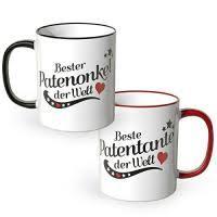 patentante sprüche wandkings tasse spruch beste patentante der welt und bester