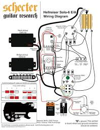 diagram guitar wirings pickups picture inspirations solid