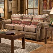 amazon com american furniture classics sierra lodge sofa kitchen