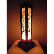 amazon com moon sakura table lamp lighting shades floor desk