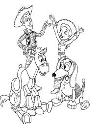 toy story coloring pages sun flower pages