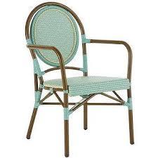 Blue Bistro Chairs Paris Blue Bistro Chairs