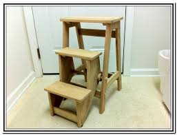 Free Wood Step Stool Plans by Folding Step Stool Plans Free Home Design Ideas