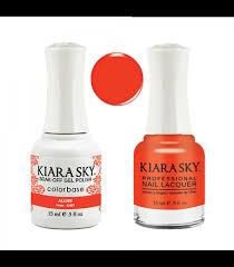 kiara sky gel nail polish allure 487
