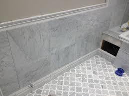 Best Main Bathroom Images On Pinterest Room Bathroom Ideas - Carrara marble bathroom designs