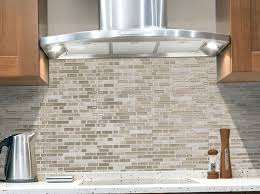 Excellent Design Peel And Stick Glass Backsplash Peel And Stick - No grout tile backsplash
