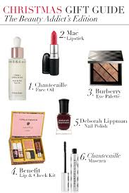 15 amazing christmas beauty gift ideas for the beauty addict