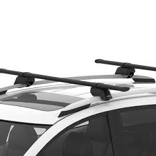infiniti qx56 luggage carrier yakima 8000147 timberline foot pack set of 4