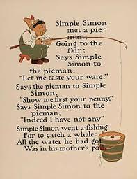 simple man lyrics printable version simple simon nursery rhyme wikipedia
