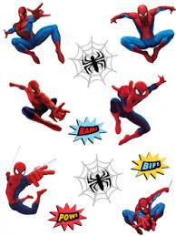 free printable spiderman stickers printables