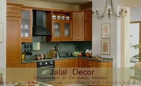 cuisine moderne marocaine bois decoration de cuisine en bois dcoration de maison meuble bas de