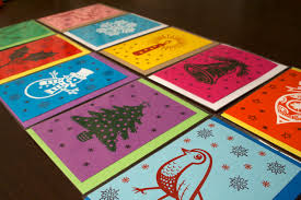 print own christmas cards christmas lights decoration