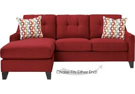 Rooms To Go Metropolis Sectional by Cindy Crawford Home Madison Place Cardinal 2 Pc Sectional Living