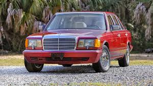 mercedes 420sel 1991 mercedes 420sel k5 kissimmee 2014