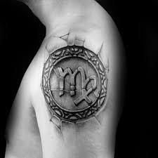 79 amazing virgo tattoos designs and ideas gallery golfian com