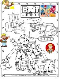 bob builder coloring pages sweetinterior flickr