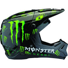 monster motocross helmets one industries gamma helmet monster energy one industries