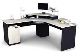 modern black computer desk corner desk office max unique office furniture with modern black