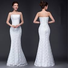 wedding dress wholesalers dm2670b 2017 summer new fish waist slim package hip