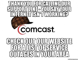 Comcast Meme - scumbag comcast weknowmemes generator