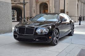 bentley black 2017 2017 bentley flying spur v8 s stock b843 for sale near chicago
