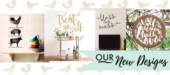 vinyl wall decals custom quotes dana decals 100 made in usa