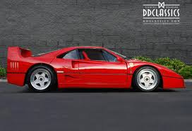f40 for sale price f40 lhd reserved