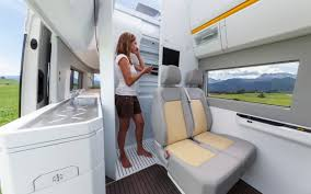 camper van with bathroom vw california xxl u2013 a compact camper concept with a shower loo
