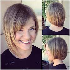 shorter hairstyles with side bangs and an angle 21 super cute asymmetrical bob hairstyles popular haircuts